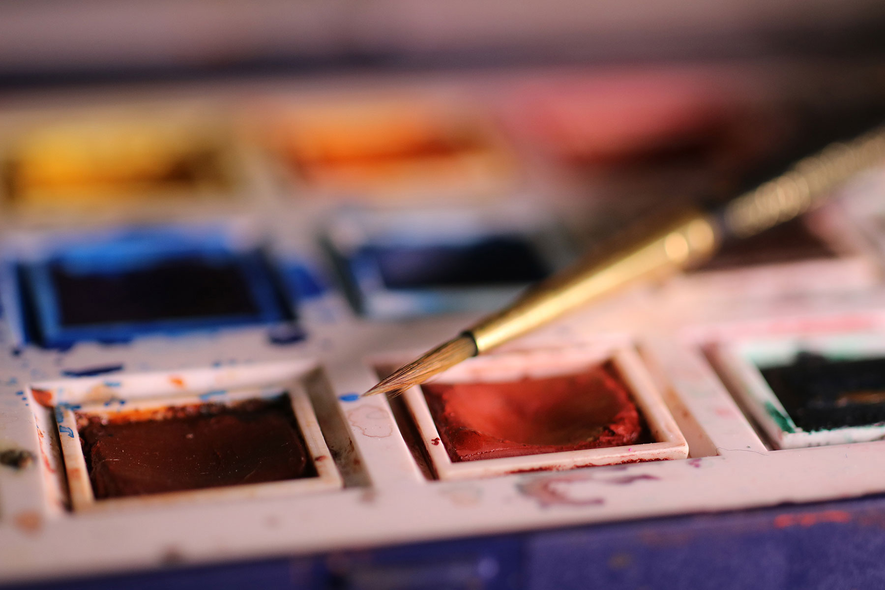 Choosing Color Palettes For Your Next Painting