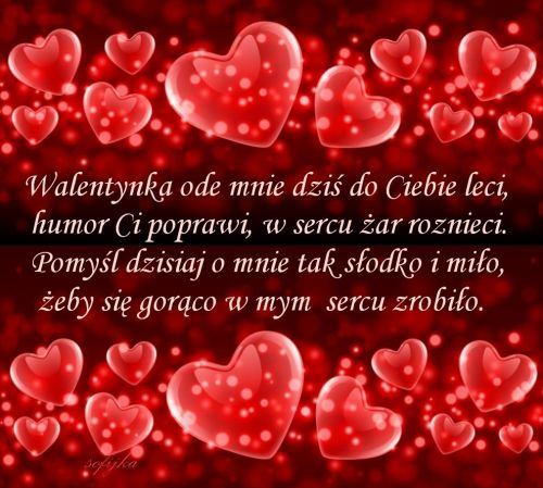 kartki na Walentynki